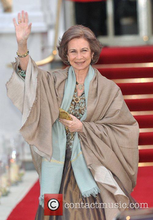 Queen Sofia Of Spain 1