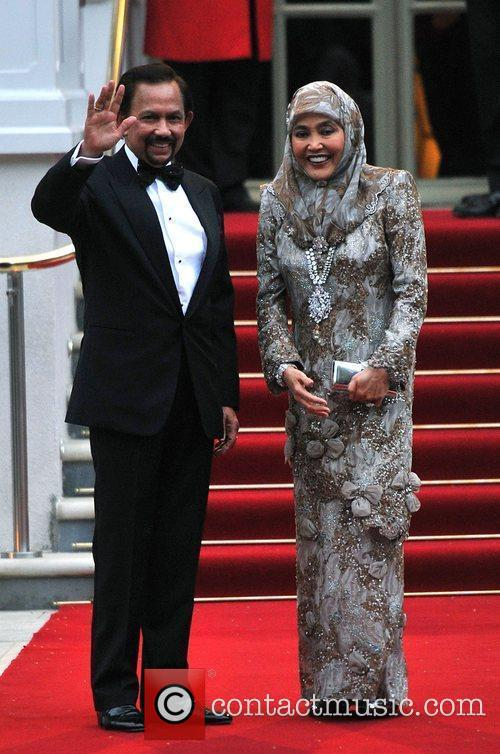 Sultan Of Brunei Hassanal Bolkiah 4