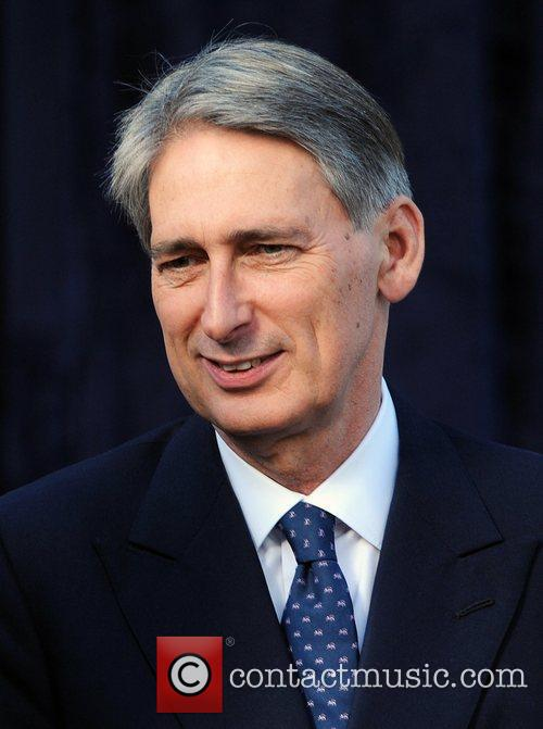 The new Secretary of State for Defence Philip...