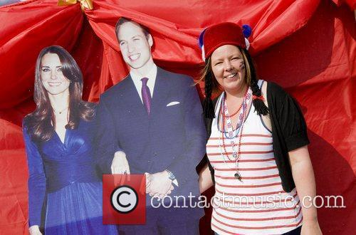 Lisa Duffy and Prince William 2