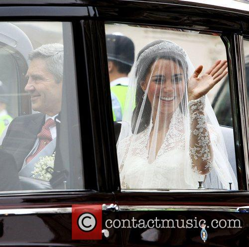 The Wedding of Prince William and Catherine Middleton...