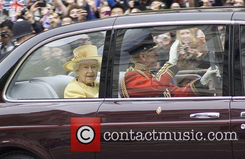 Queen Elizabeth Ii and Prince Philip 1