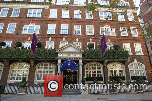 The Goring Hotel in Victoria where Prince William...