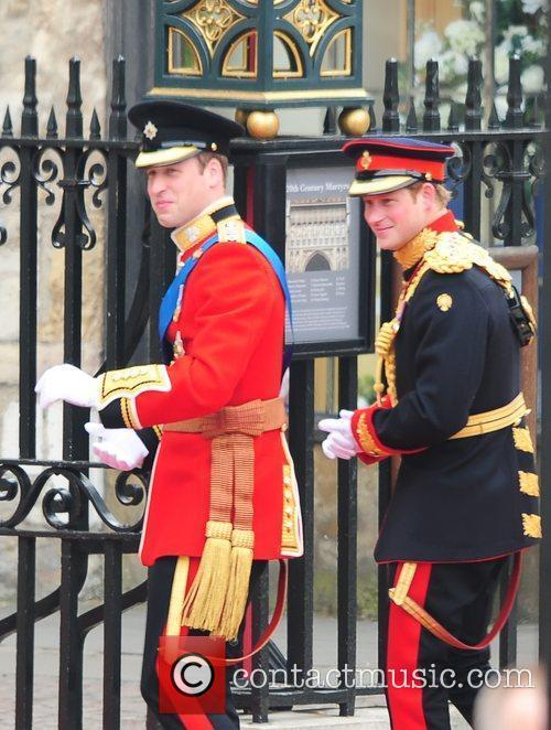 Prince William and Prince Harry 9