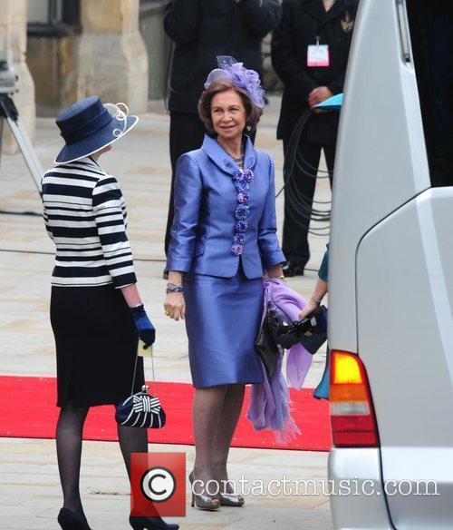 Queen Sofia Of Spain 10