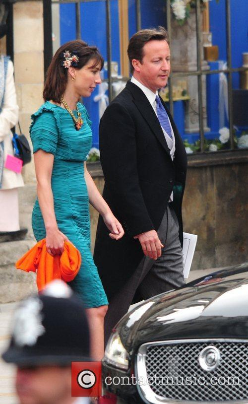 Samantha Cameron and David Cameron 11