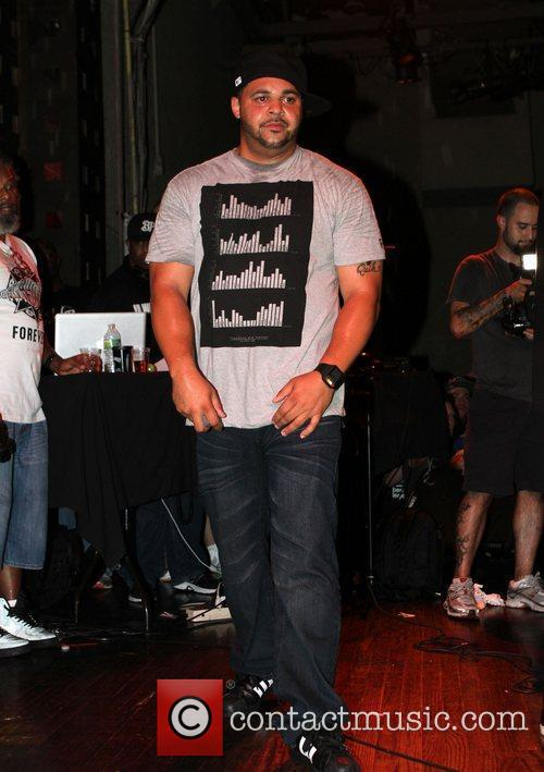 Joell Ortiz Noizy Cricket!! and the NMC present...