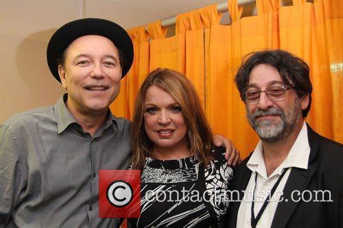 Ruben Blades and Ednita Nazario
