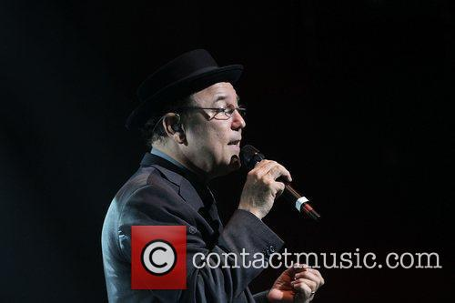 Ruben Blades performs at the James L. Knight...