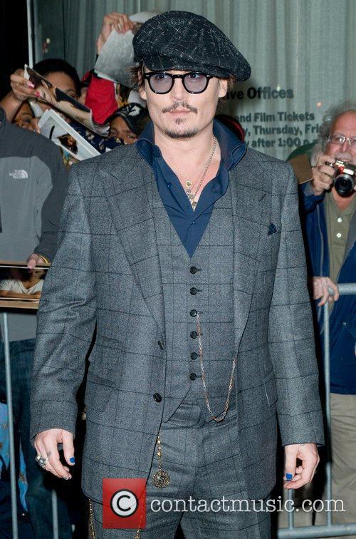 Johnny Depp 2