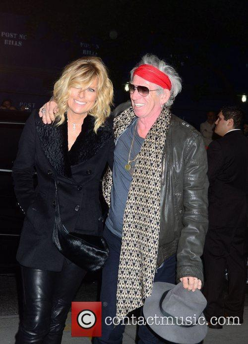 keith richards and patti hansen playboy hosts 3576518