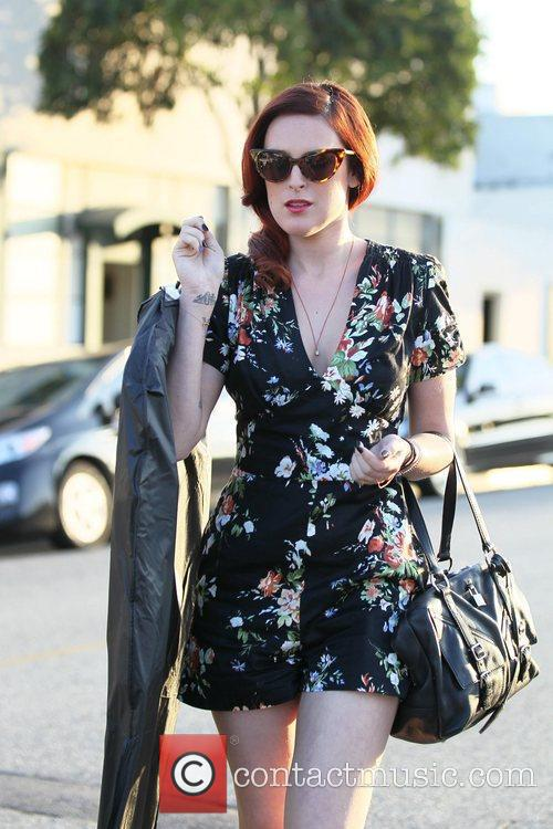 Rumer Willis 7