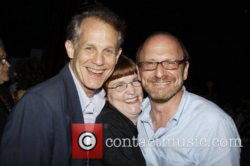 Jim Walton, Mana Allen and Lonny Price from...