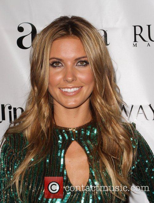 Audrina Patridge  VH1 Joins Runway Magazine To...