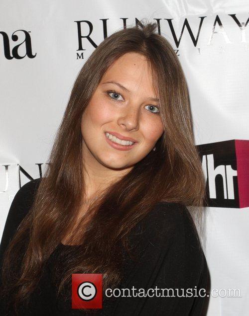 Helen Ozhitskaya VH1 Joins Runway Magazine To Kick...