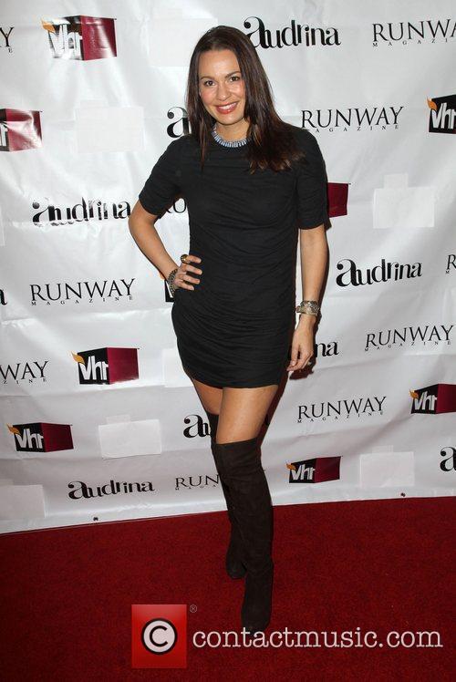 Keylee Sanders VH1 Joins Runway Magazine To Kick...