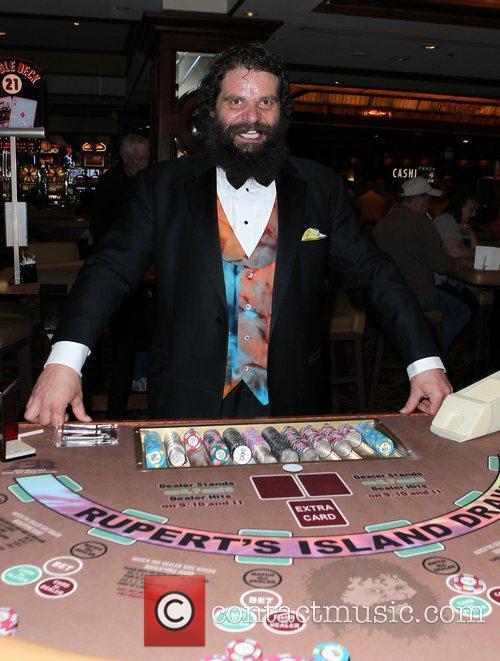 Rupert Boneham and Las Vegas 5
