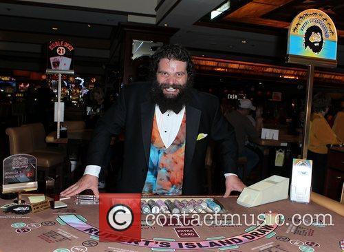 Rupert Boneham and Las Vegas 3