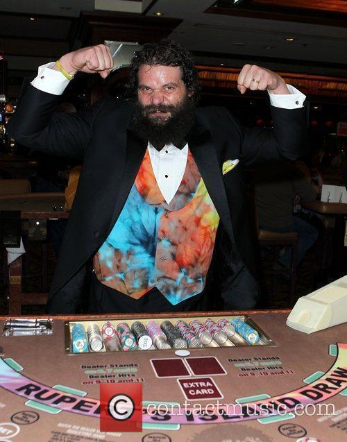 Rupert Boneham and Las Vegas 4