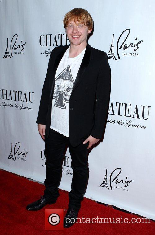 Rupert Grint celebrates his birthday at Chateau nightclub...