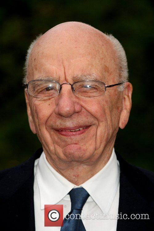 Rupert Murdoch  at the Tribeca Film Festival...