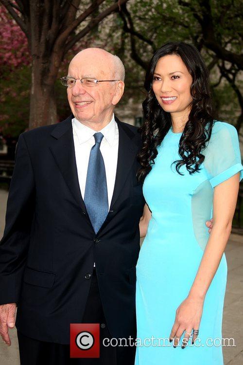 Rupert Murdoch and Wendi Deng Rupert Murdoch and...