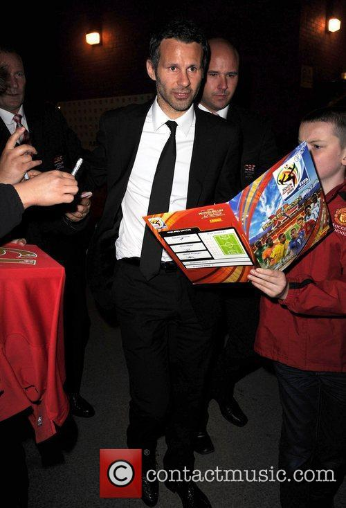 Ryan Giggs and Manchester United 3