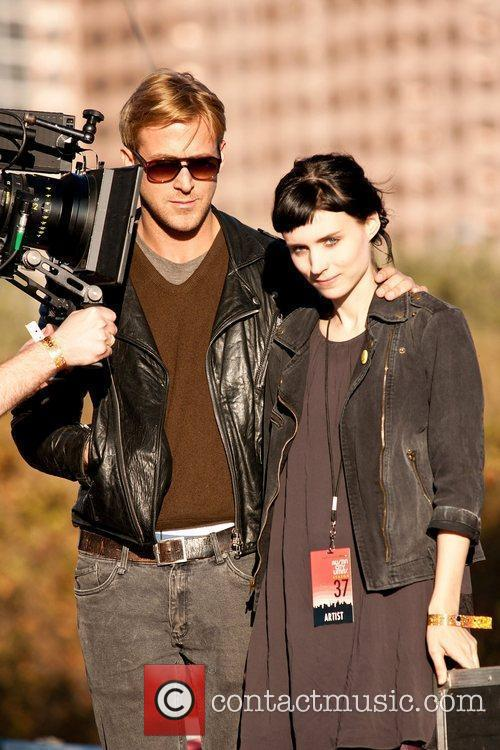 Ryan Gosling, Rooney Mara and Fun Fun Fun Fest 4