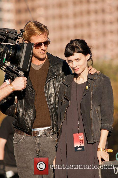 Ryan Gosling, Rooney Mara and Fun Fun Fun Fest 2