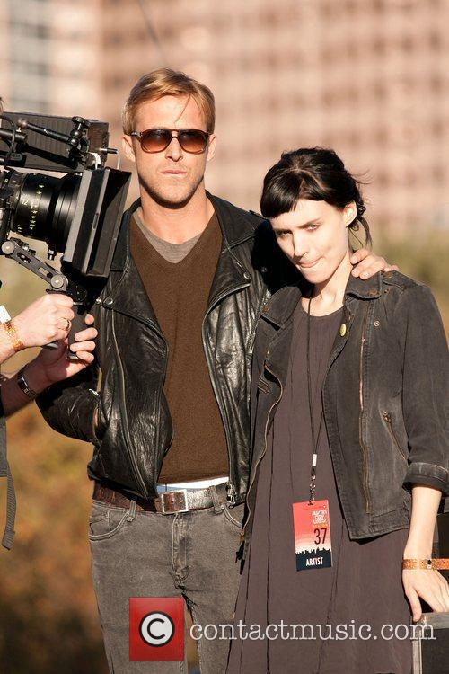 Ryan Gosling, Rooney Mara and Fun Fun Fun Fest 7