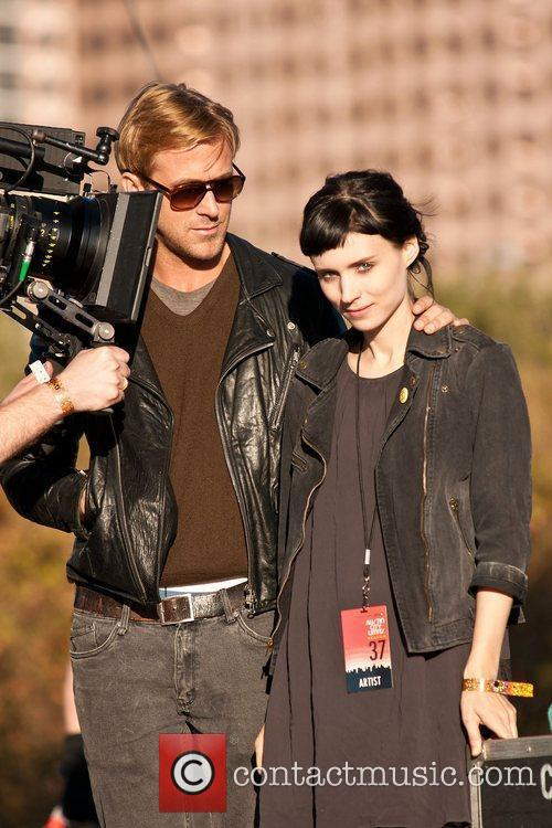 Ryan Gosling, Rooney Mara and Fun Fun Fun Fest 1