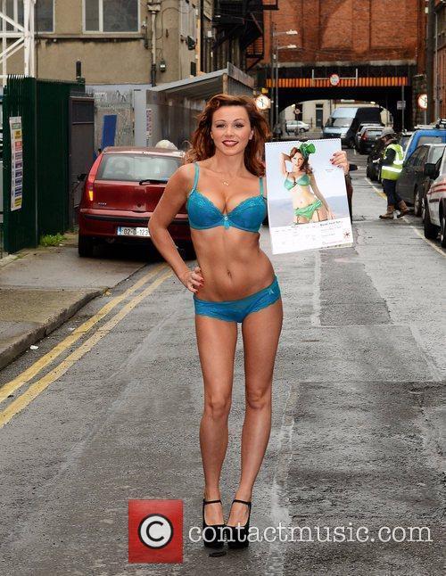 Gillian Moore Ryanair boss Michael O'Leary and female...