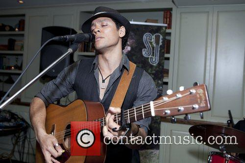 Joshua Stedman (of the band S J )...