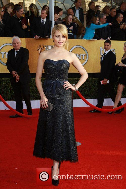 Dianna Agron,  The 17th Annual Screen Actors...