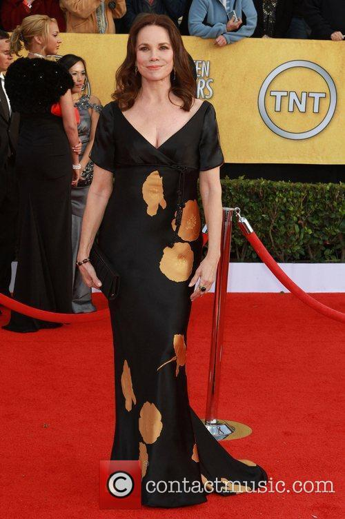 Barbara Hershey The 17th Annual Screen Actors Guild...