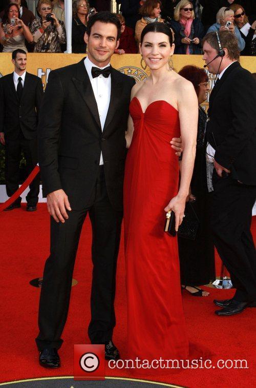 Julianna Margulies and husband Keith Lieberthal The 17th...