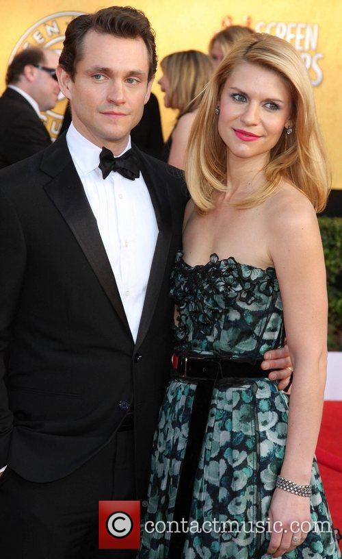 Hugh Dancy and wife Claire Danes The 17th...