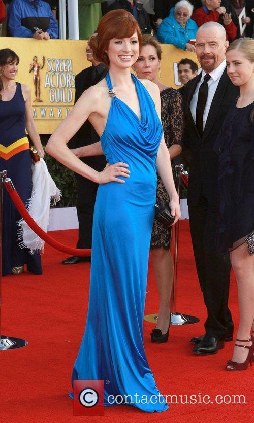 Ellie Kemper The 17th Annual Screen Actors Guild...
