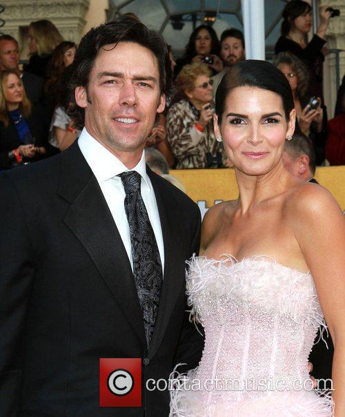 Jason Sehorn and Angie Harmon The 17th Annual...