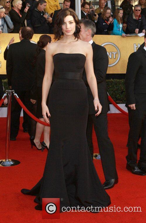 Jessica Pare The 17th Annual Screen Actors Guild...