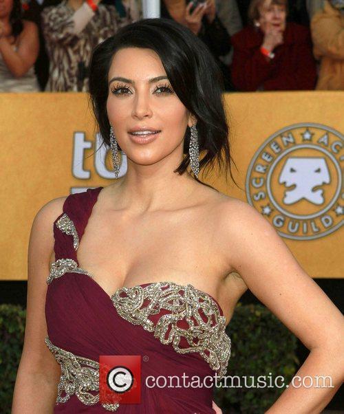 Kim Kardhasian The 17th Annual Screen Actors Guild...