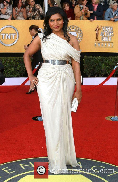 Mindy Kaling The 17th Annual Screen Actors Guild...