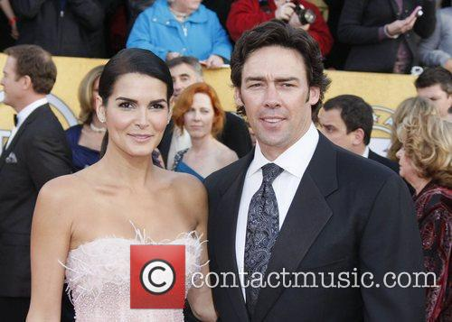 Angie Harmon and Jason Sehorn  The 17th...