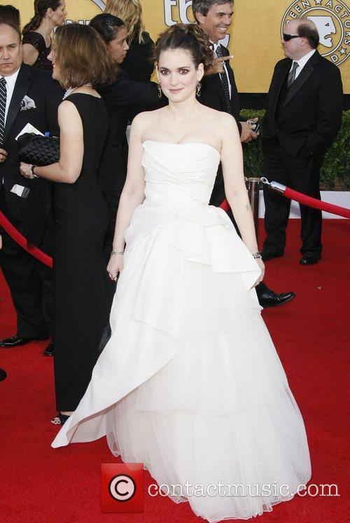 Winona Ryder, Screen Actors Guild, Screen Actors Guild Awards