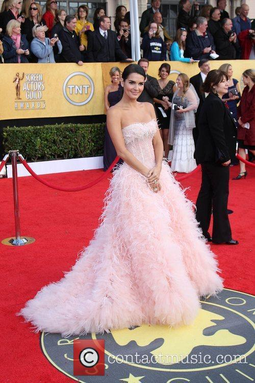 Angie Harmon,  The 17th Annual Screen Actors...