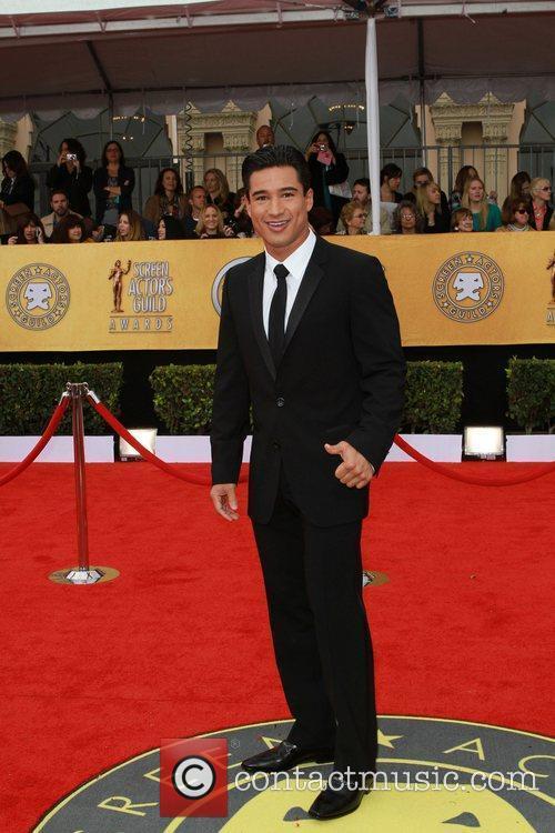 Mario Lopez The 17th Annual Screen Actors Guild...