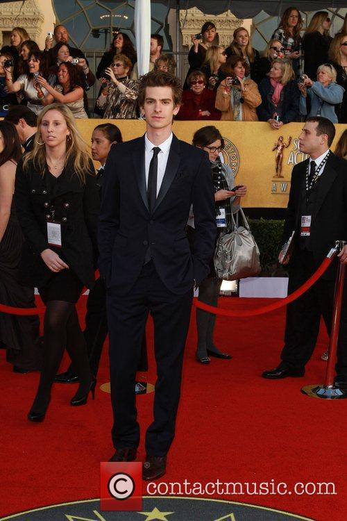 Andrew Garfield The 17th Annual Screen Actors Guild...