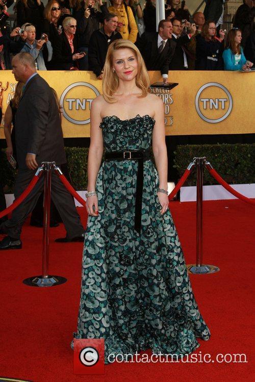 Claire Danes The 17th Annual Screen Actors Guild...