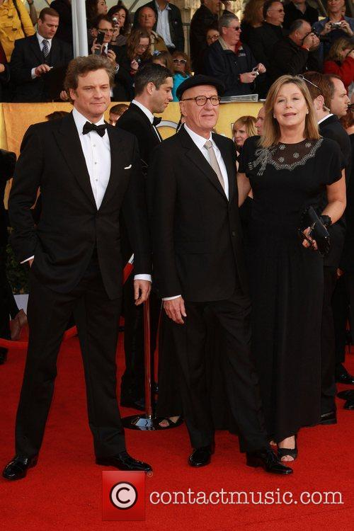 Geoffrey Rush and Colin Firth  The 17th...