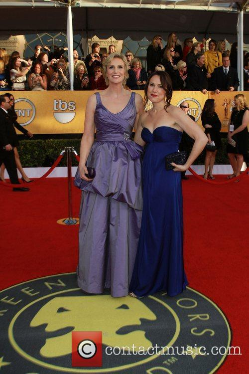 Jane Lynch and Lara Embry The 17th Annual...